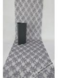 5M chemin de table dentelle 30cm anthracite