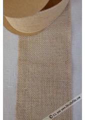 5M ruban de jute MANON 10cm