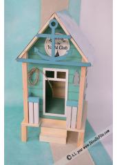 1 urne maison de plage