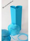 15 NACRES turquoise