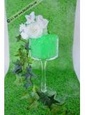 20G perles d'eau verte