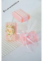 1 mini savon rectangle PIVOINE