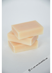 1 mini savon rectangle NOIX DE COCO