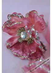 1 Rose diamant rose