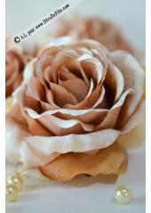 1 Rose SATINE caramel