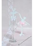 10 marque-verre danseuse