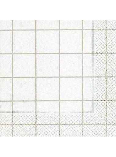 20 serviettes imprim es torchon carreaux serviette papier imprim e. Black Bedroom Furniture Sets. Home Design Ideas
