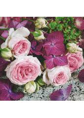 20 Serviettes Le Bouquet d'Adèle