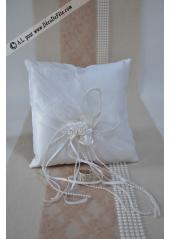 1 coussin COLETTE blanc