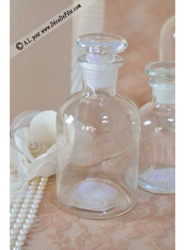 1 bouteille carafe LOU 11cm