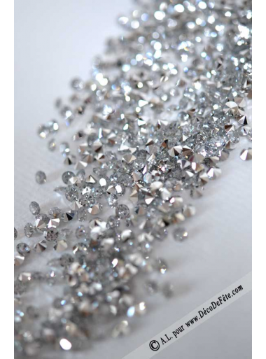 50Gr diamants ULTRA brillants 4mm