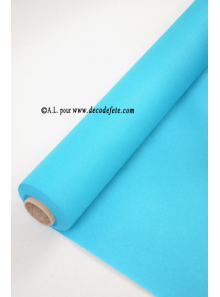 50M Nappe jetable presto turquoise