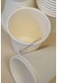 50 gobelets 25cl en fibre de canne à sucre