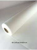 25M Nappe jetable LUXE blanc
