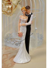 1 couple de mariés Arthur et Lola