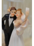 1 couple de mariés selfie