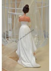 1 mariée JULIE robe blanche