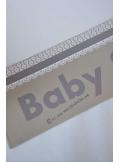 1 banderole Baby Shower