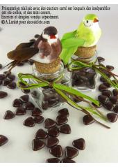 150g Petits coeurs chocolat