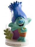 Bougies Anniversaire Trolls