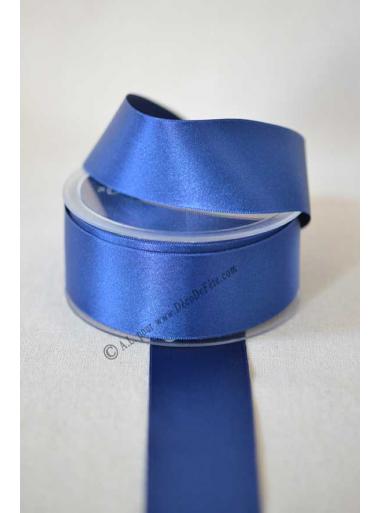 25m Ruban 38mm bleu nuit