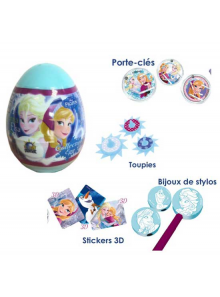 1 Oeuf surprise Reine des Neiges