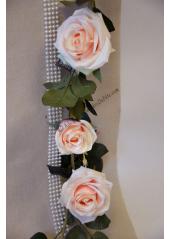 1 liane de roses PECHE