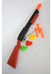 1 fusil et 3 flêchettes à canards
