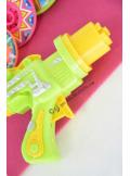 1 pistolet à toupies empilables