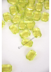 100 gr diamants rectangle vert