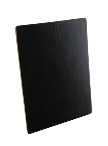 1 rectangle marque-table noir