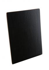 1 rectangle marque-table noir