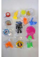 72 jouets assortis