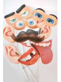 1 kit photobooth GEANT