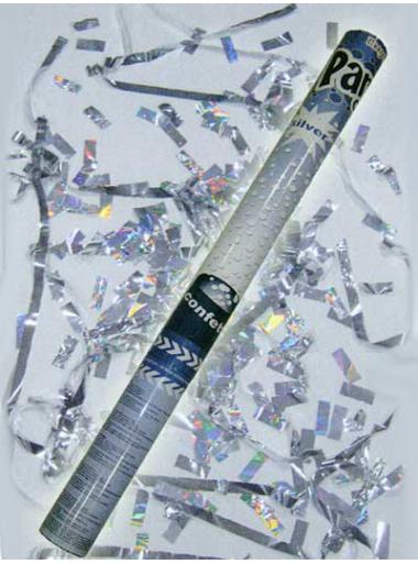 canon confettis argent iris. Black Bedroom Furniture Sets. Home Design Ideas