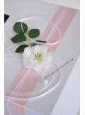 1 Urne EVA rose pâle