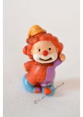 1 clown debout résine