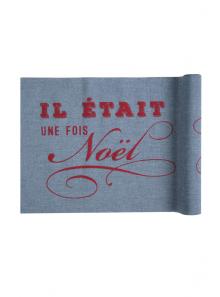 3M chemin de table JEAN-NOEL