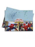 1 Nappe Anniversaire Spiderman