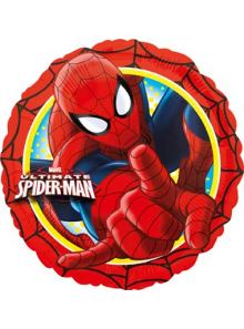 1 Ballon Spiderman
