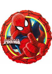 1 Ballon Spiderman