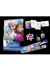 1 pochette surprise La Reine des Neiges