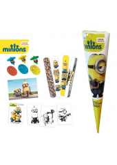 1 Cone Pochette Surprise Minions Moi Moche et Méchant