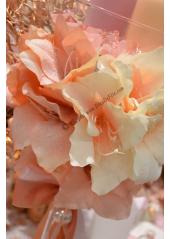 1 Amaryllis Rose 50cm