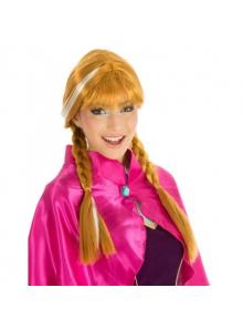 1 Perruque Princesse anna