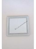 1 miroir VALENTINO argent 10 CM