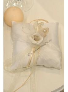 1 coussin JOSEPHINE blanc
