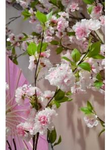 1 branche de cerisier IMPERIAL rose