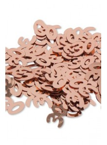 Confettis Rose GOLD 30 ans