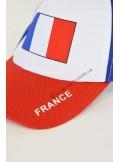 1 Casquette tricolore